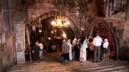 orthodox mass 2 Stock Video Footage