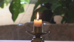 candle 5 Stock Video Footage