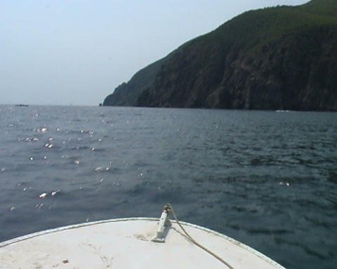 small boat Stock Video Footage