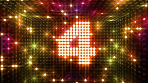Countdown MRAf5 HD Stock Video Footage