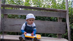 Boy 1 Stock Video Footage