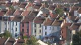 Bristol Old Town 2 stock footage