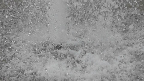 fountain04 Stock Video Footage