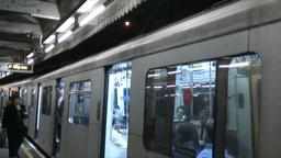London Underground 1 Stock Video Footage