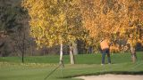 Golf stock footage
