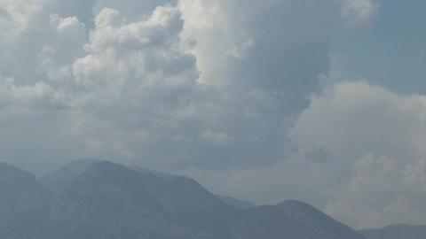 sky mountain Stock Video Footage