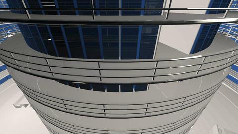 4 K Ultra Modern Data Center 3 D Animation 5 Animation