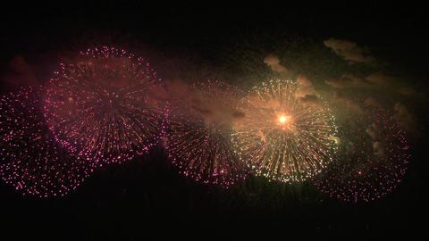 fireworks ビデオ