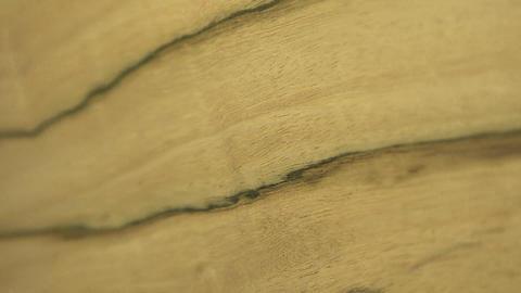 Hackberry Wood Piece Door to Light Footage