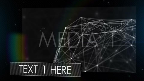 Dubstep Photo Video Text Display Logo Intro After Effects Template
