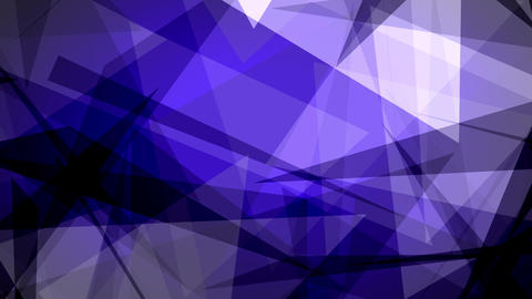 Fast Chaotic Blue Background Loop 1 Animation