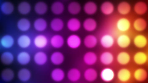 Abstract colorful lights Animation