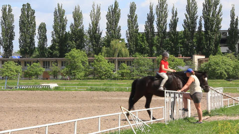 Equestrian sport Live Action