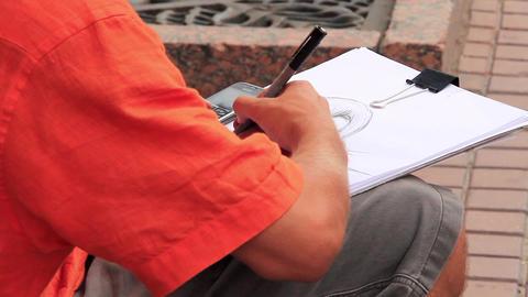 Painter Live Action