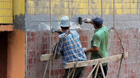 Working people Footage