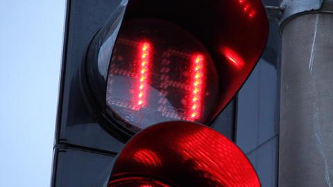 Traffic lights Live Action