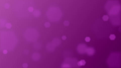 Purple romantic background with hexagons - HD Animation