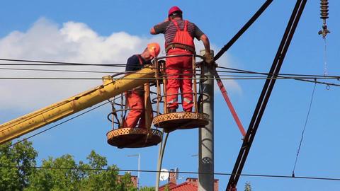 Electrical technicians Live Action