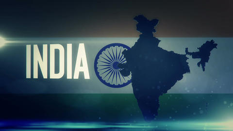 TV opener, Country: India Animation