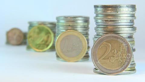 Eurocurrency Footage
