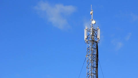Cell phone tower ビデオ