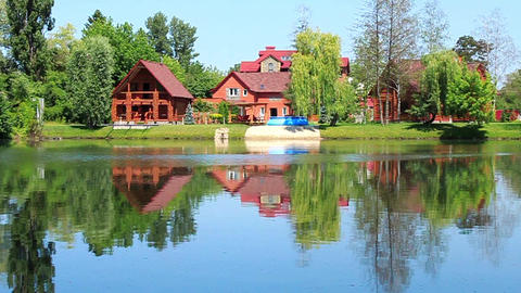 Summer cottage Footage