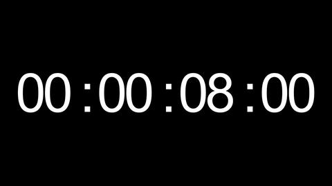 Timecode Footage