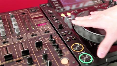 DJ console Live Action