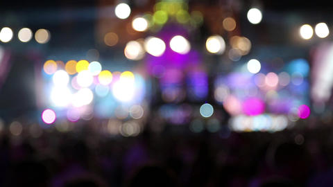 Concert stock footage