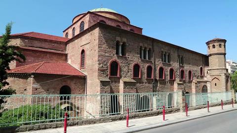 Temple of Hagia Sophia Footage