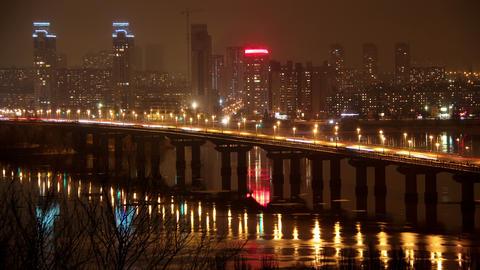 4K Paton Bridge Footage