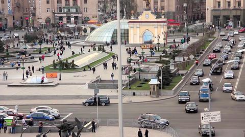 Kiev city Live Action