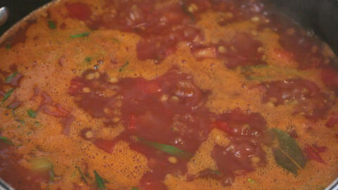 Simmering Soup Live Action