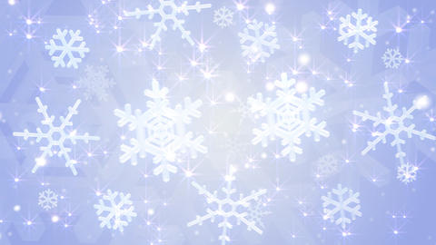 Snow Ddd HD Animation
