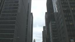 Manhattan Skyline 1 Stock Video Footage