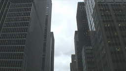 Manhattan Skyline 1 Footage