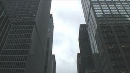 Manhattan Skyline 1 Stock Video Footage