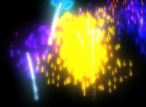 shine firework Stock Video Footage