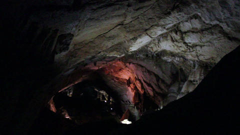 Caves Stock Video Footage