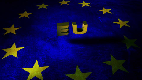 EU Stock Video Footage