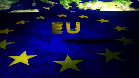 EU Stock Video Footage