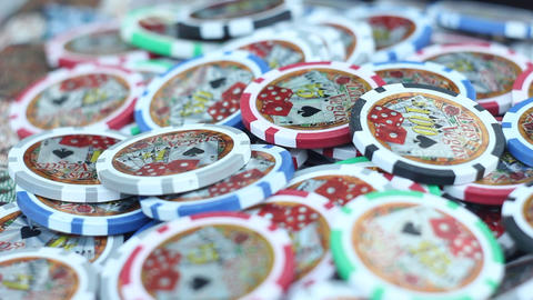 Casino chips 4 Live Action