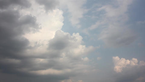 Clouds 2 Stock Video Footage