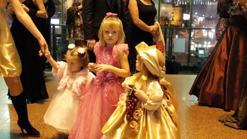 Three little princess Live Action