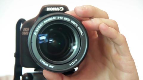 DSLR Camera Footage