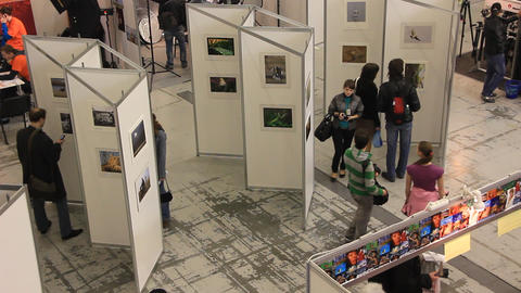 Photo exhibition Footage