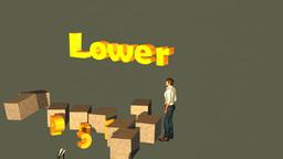 Kicking Lower Price (Ver #1): Sales Animation Animation