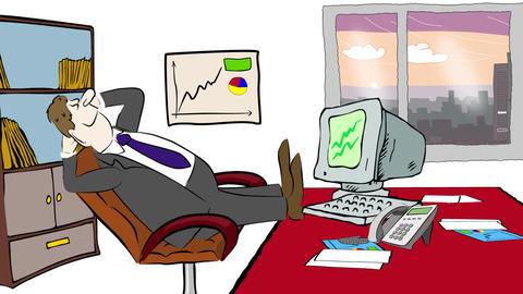 Business Cartoons 1