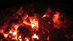 Cosy Fire stock footage