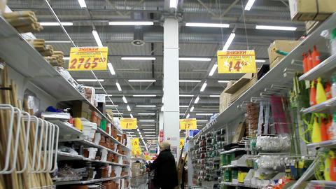 In supermarket Live Action